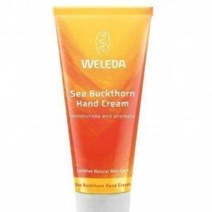 Weleda Sea Buckthorn Hand Cream 50 ml Tyrni-käsivoide