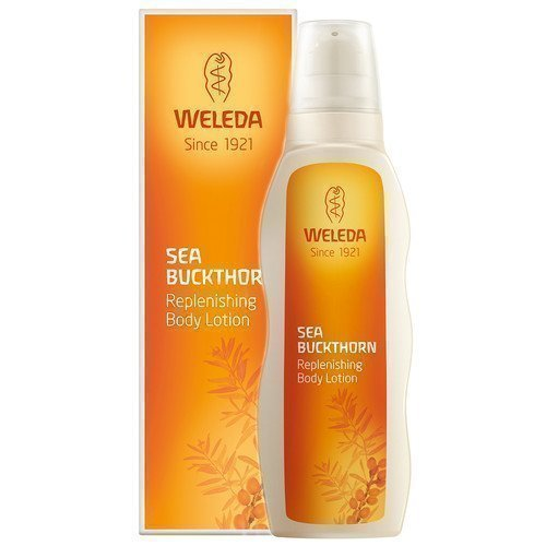 Weleda Seabuckthorn Replenishing Body Lotion