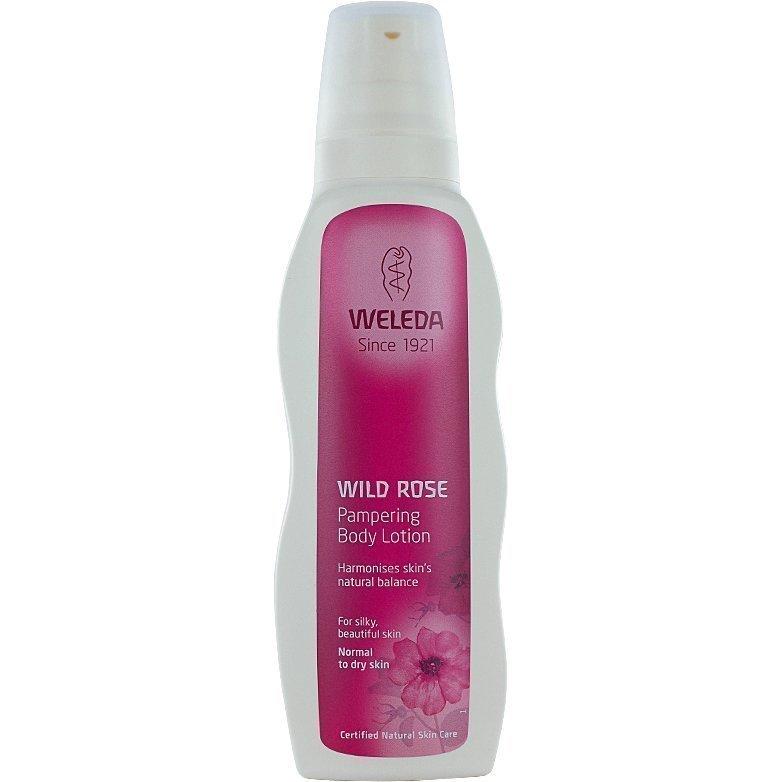 Weleda Wild Rose Pampering Body Lotion 200ml
