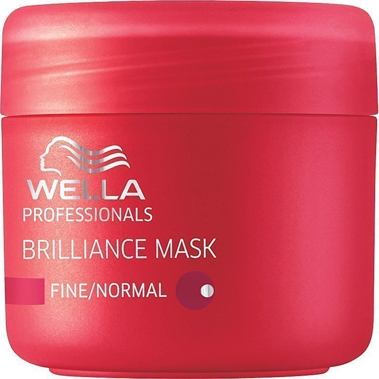 Wella Brilliance Mask Fine/Normal Hair 150ml