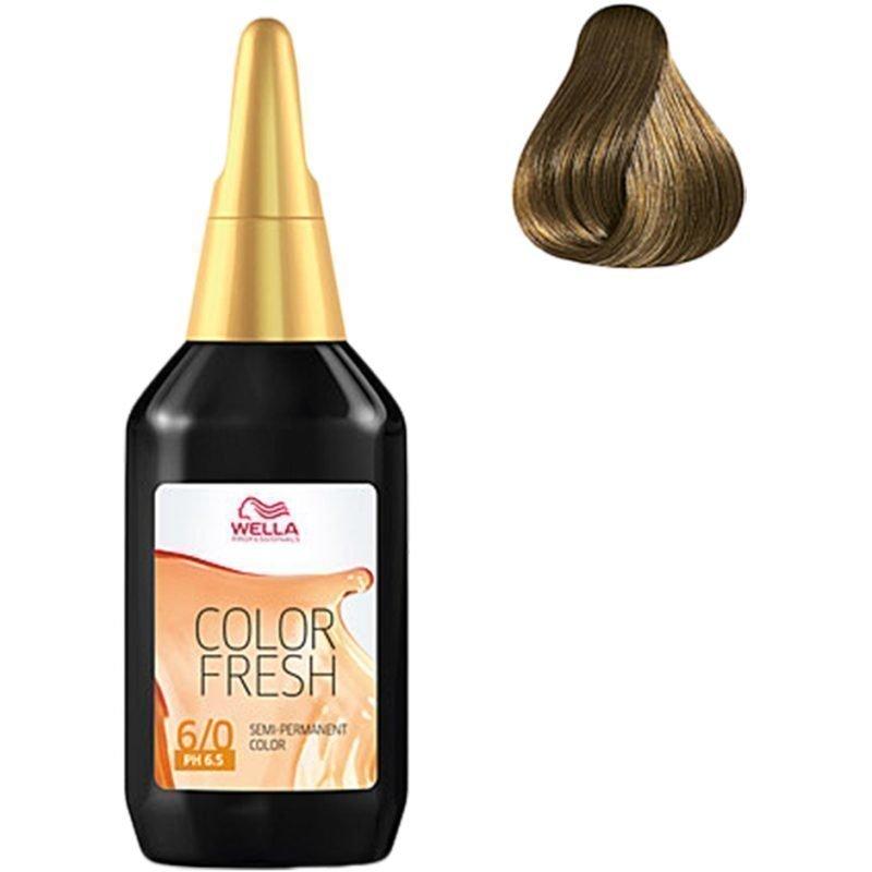 Wella Color Fresh 6/0 Dark Blonde 75ml