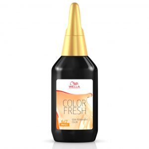 Wella Color Fresh Dark Brunette Blonde 6 / 7 75 Ml