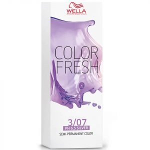Wella Color Fresh Dark Natural Brunette Brown 3 / 07 75 Ml