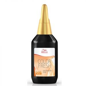 Wella Color Fresh Light Intense Mahogany Brown 5 / 55 75 Ml