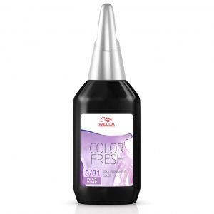 Wella Color Fresh Light Pearl Ash Blonde 8 / 81 75 Ml