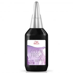 Wella Color Fresh Lightest Pearl Ash Blonde 10 / 81 75 Ml