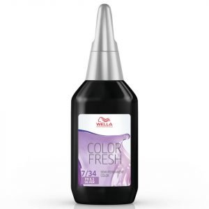 Wella Color Fresh Medium Brunette Red Blonde 7 / 74 75 Ml