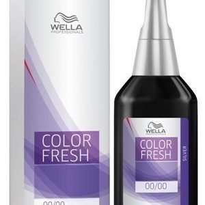 Wella Color Fresh Silver 8/81 Light Blonde Pearl Ash
