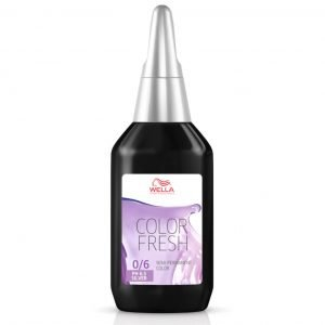 Wella Color Fresh Silver Violet 0 / 6 75 Ml
