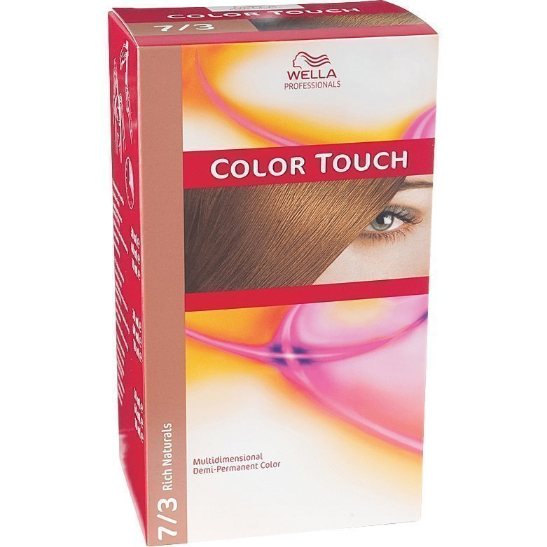 Wella Color Touch 7/3 Rich Naturals Hazelnut