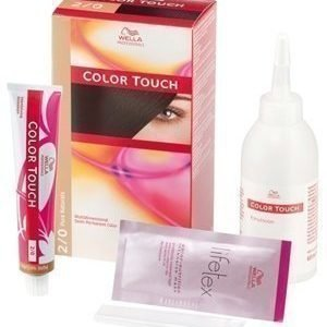 Wella Color Touch OTC 6/77 Deep Browns