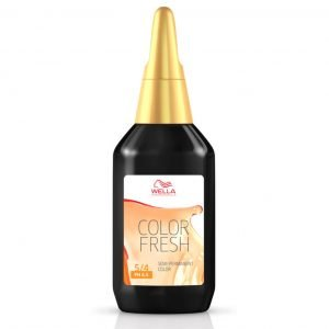 Wella Colour Fresh Light Red Brown 5 / 4 75 Ml