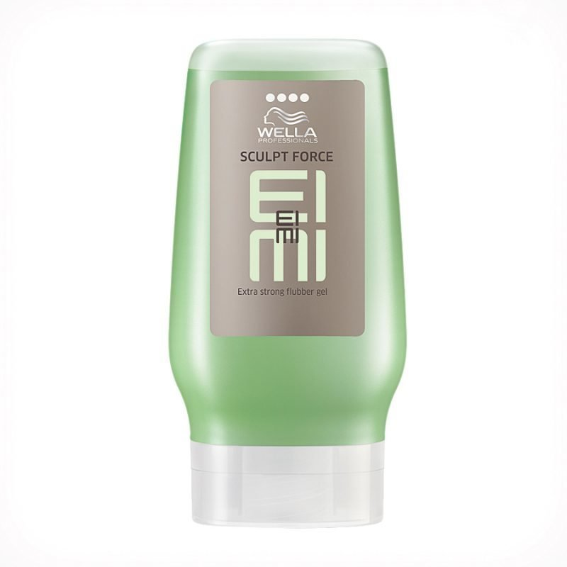 Wella EIMI Sculpt Force Extra Strong Flubber Gel 125ml