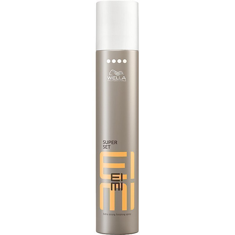 Wella EIMI Super Set Extra Strong Finishing Spray 300ml