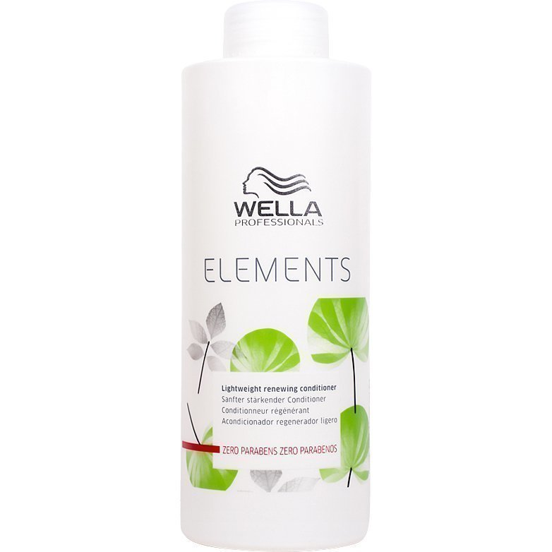 Wella Elements Lightweight Renewing Conditioner 1000ml