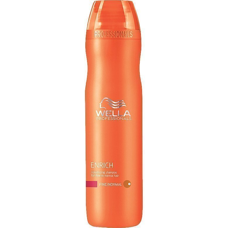 Wella Enrich Shampoo For Fine Hair 250ml