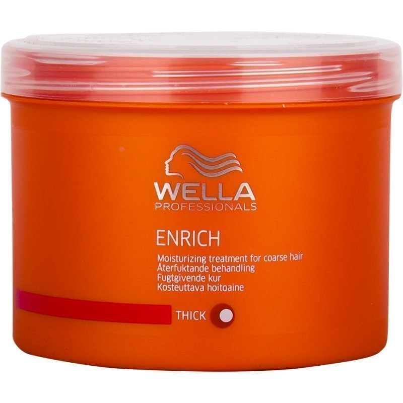 Wella Enrich Treatment Thick/Coarse Hair 500ml