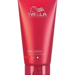 Wella Professional Care Brilliance Conditioner Coarse Hoitoaine 200 ml