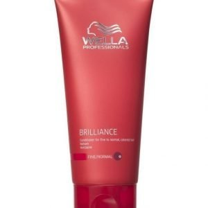 Wella Professional Care Brilliance Conditioner Fine Hoitoaine 200 ml