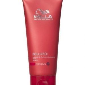Wella Professional Care Brilliance Conditioner Fine Hoitoaine 200 ml