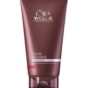 Wella Professional Care Color Recharge Conditioner Cool Blonde Hoitoaine 200 ml