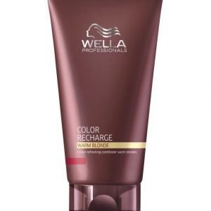 Wella Professional Care Color Recharge Conditioner Warm Blonde Hoitoaine 200 ml