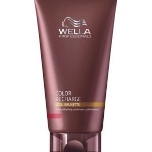 Wella Professional Care Color Recharge Cool Brunette Conditioner Hoitoaine 200 ml