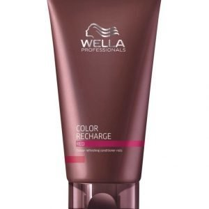 Wella Professional Care Color Recharge Red Conditioner Hoitoaine 200 ml
