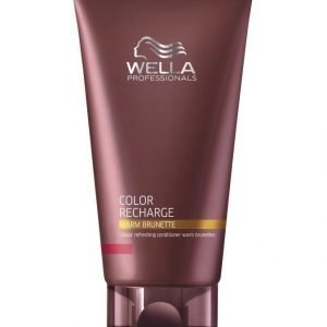 Wella Professional Care Color Recharge Warm Brunette Conditioner Hoitoaine 200 ml