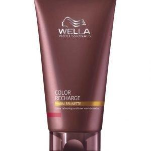 Wella Professional Care Color Recharge Warm Brunette Conditioner Hoitoaine 200 ml