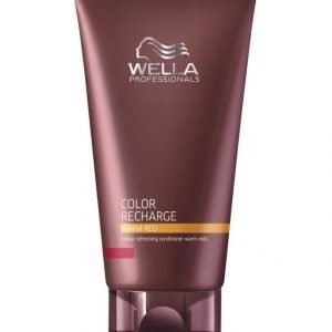 Wella Professional Care Color Recharge Warm Red Conditioner Hoitoaine 200 ml