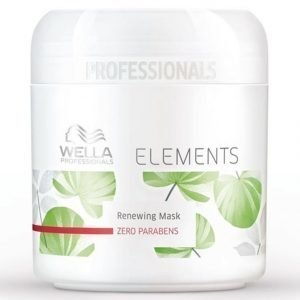 Wella Professional Care Elements Renew Mask Uudistava Hiusnaamio 150 ml
