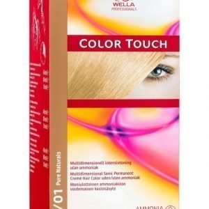 Wella Professional Color Touch Color Touch Kestosävy 80 + 40 + 10 ml