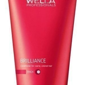 Wella Professionals Brilliance Conditioner Coarse