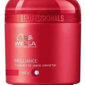 Wella Professionals Brilliance Mask Coarse