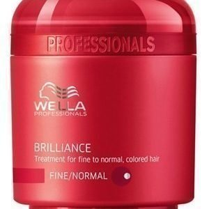 Wella Professionals Brilliance Mask Fine