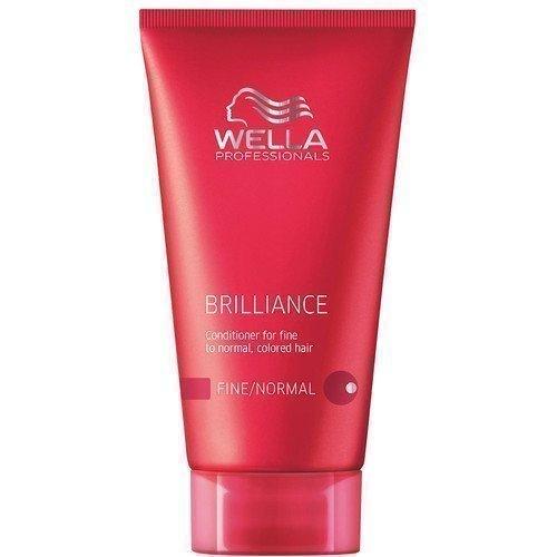 Wella Professionals Care Brilliance Conditioner Fine Hair