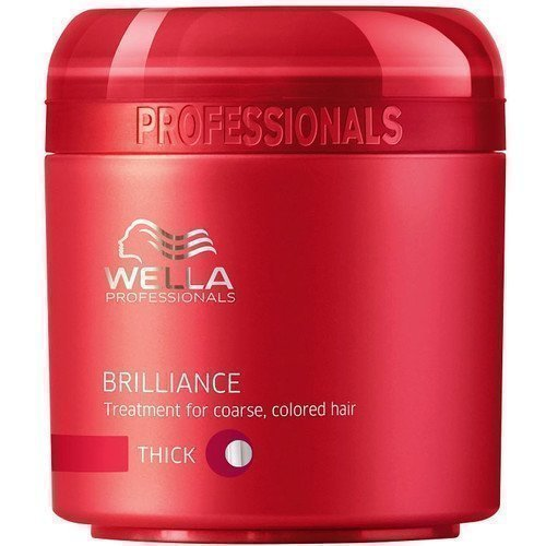 Wella Professionals Care Brilliance Mask Coarse
