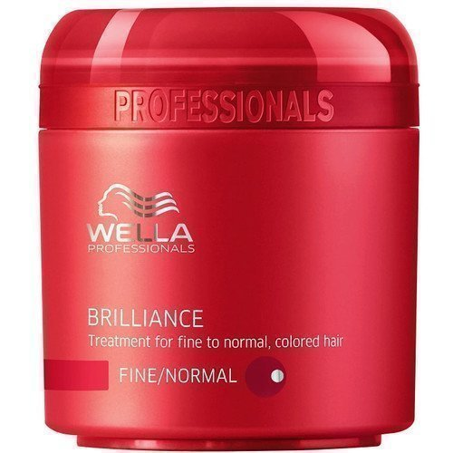 Wella Professionals Care Brilliance Mask Fine Hair