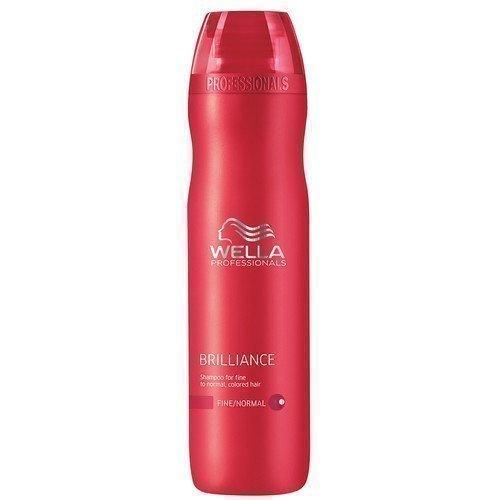 Wella Professionals Care Brilliance Shampoo Fine Hair