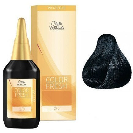 Wella Professionals Care Color Fresh 2/0
