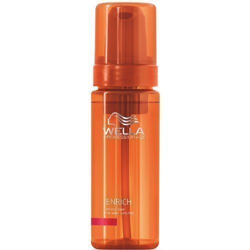 Wella Professionals Care Enrich Bouncy Foam