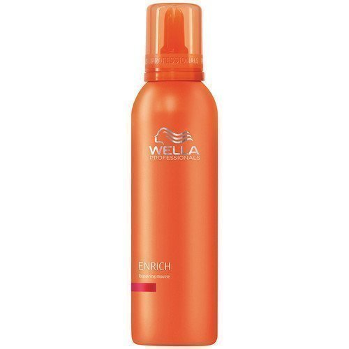 Wella Professionals Care Enrich Repairing Mousse