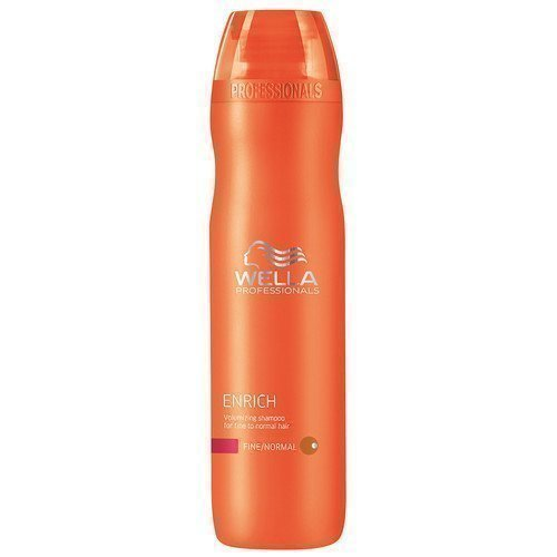 Wella Professionals Care Enrich Volumising Shampoo Fine Hair