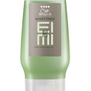 Wella Professionals Eimi Sculpt Force Voimakas Muotoilugeeli 125 ml