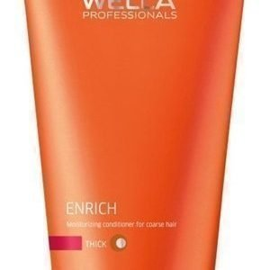 Wella Professionals Enrich Moisturizing Conditioner Coarse