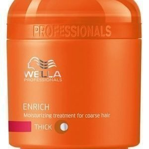 Wella Professionals Enrich Moisturizing Mask Coarse