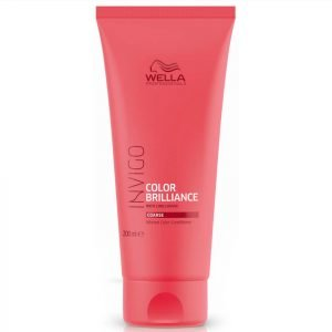 Wella Professionals Invigo Color Brilliance Conditioner For Coarse Hair 200 Ml