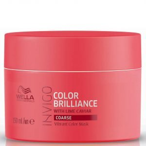 Wella Professionals Invigo Color Brilliance Mask For Coarse Hair 150 Ml