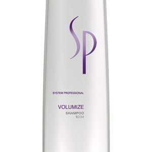 Wella SP Volumize Shampoo